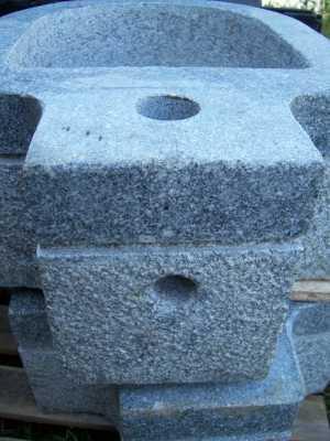 Steinbrunnen Anschluß Bild 1