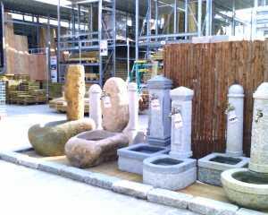 Steinbrunnen Sortiment Bild 2