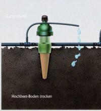 Hochbeet Bewässerung Funktion Teil 1