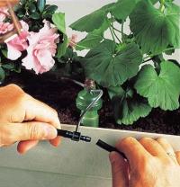 Hochbeet Bewässerung Montage Schritt 6