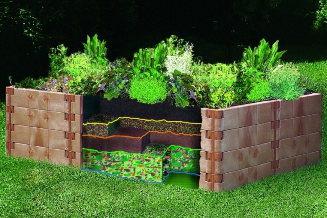 Aufbautipps Fur Hochbeete Hochbeet Als Komposter Nutzen