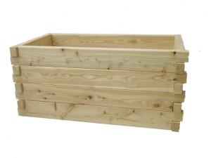 Hochbeet Lärchenholz 1